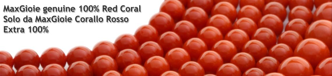 MaxGioie corallo rosso