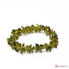 Bracciale Zircone verde scuro 170 ct